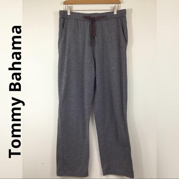 9b8ecdd808 Tommy Bahama Pants | Mens Gray Lounge | Poshmark